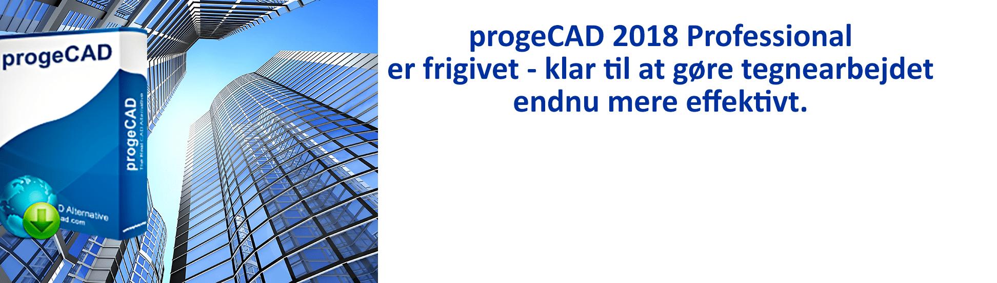 progeCAD 2018