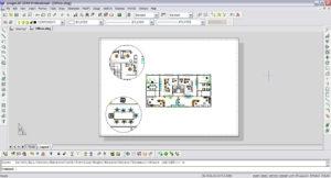 Polygonal layout viewports